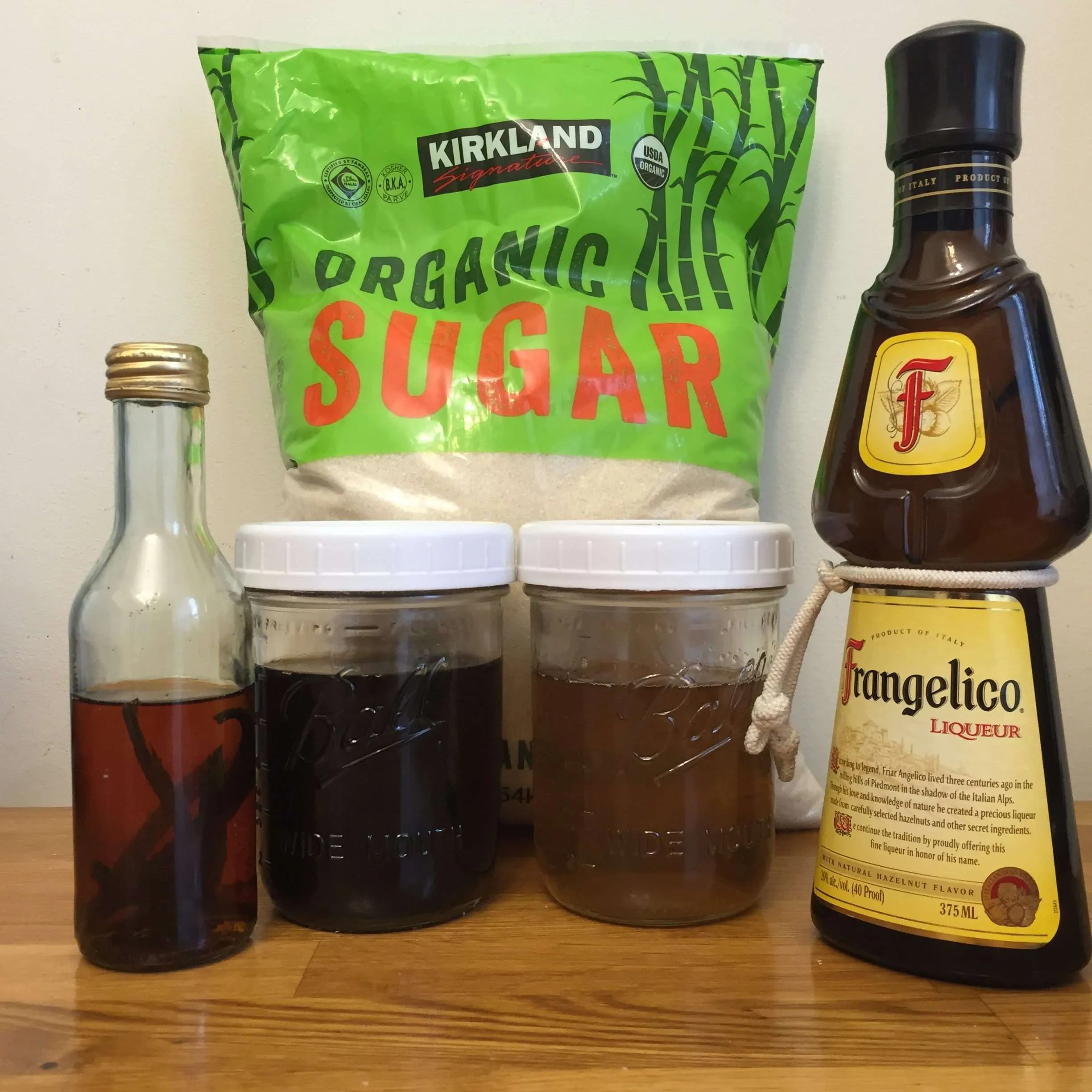 How To Make Your Own Hazelnut Syrup