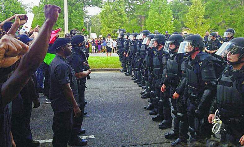48 more arrests made as protests continue in Baton Rouge, La