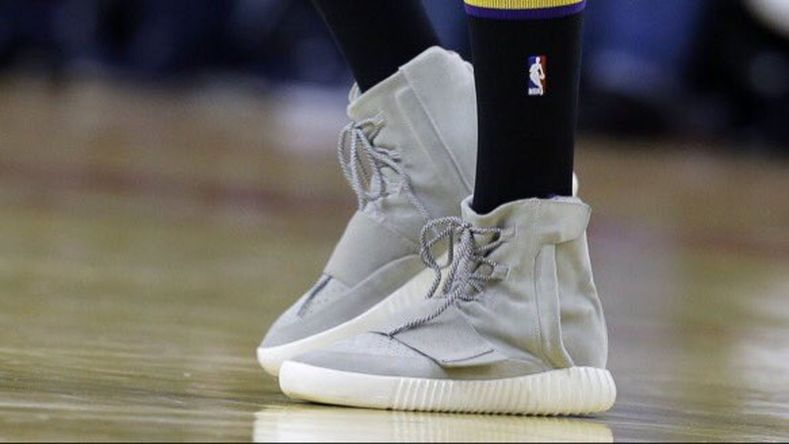 quality design 252b0 08b89 Kanye West & Adidas To Release Yeezy Basketball Sneakers ...