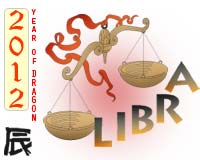 2012 horoscope libra