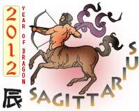 2012 horoscope sagittarius