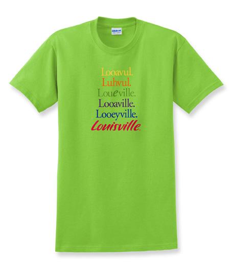 Lime tshirt