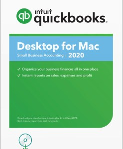 QuickBooks Mac 2020