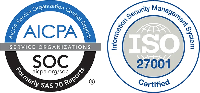 soc iso certifications