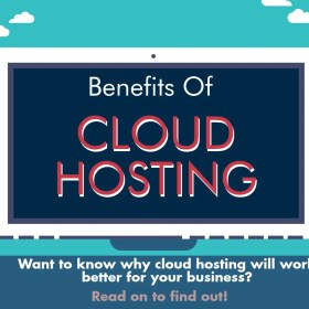 Benefits of Cloud Hosting - Thumbnail