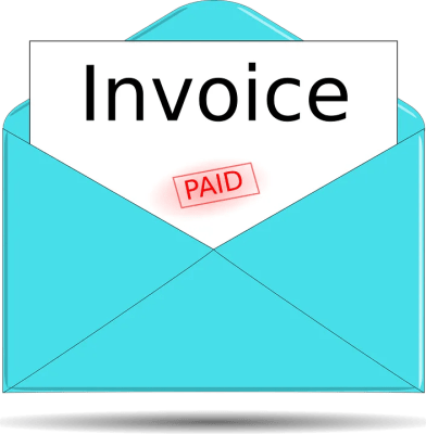 Invoice mail