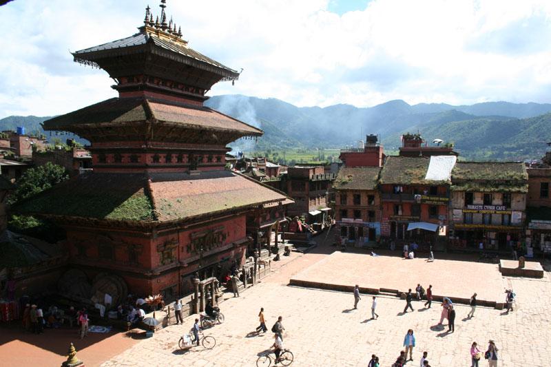 Bhairav Temple, Bhaktapur