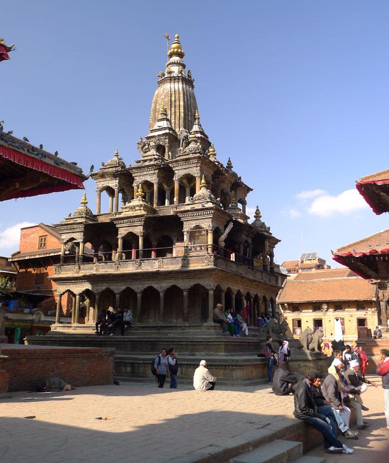 Krishna Mandir (Temple of Krishna)