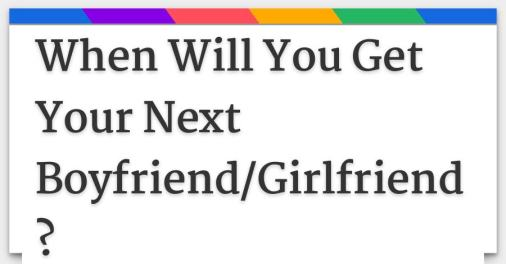 how to get a girlfriend