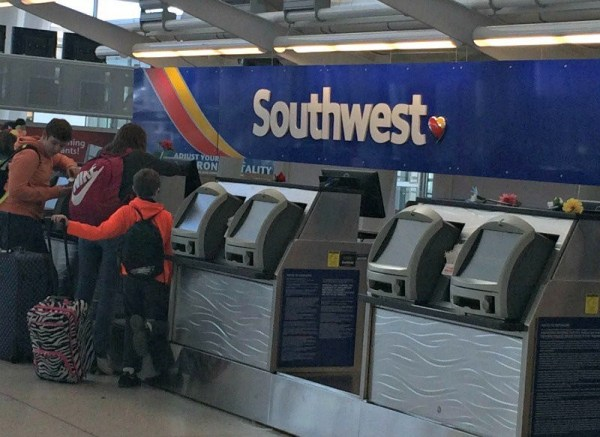 How to check in on Southwest
