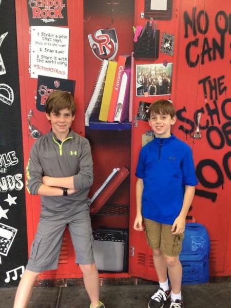 School of Rock Broadway SPG Rewards