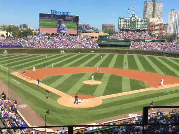 SPG Moments Chicago Cubs
