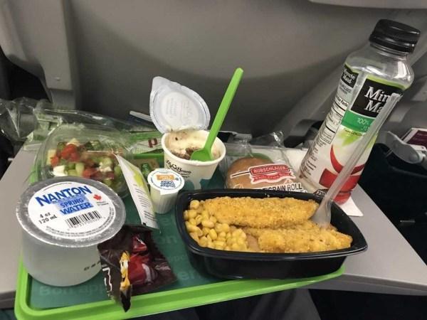 Aer Lingus Kids meal