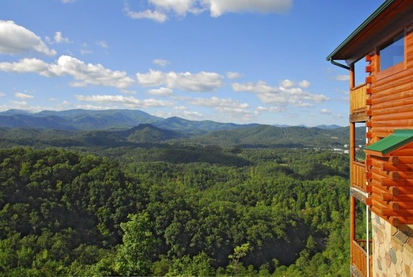 Pigeon Forge Cabin Rentals, Dollywood