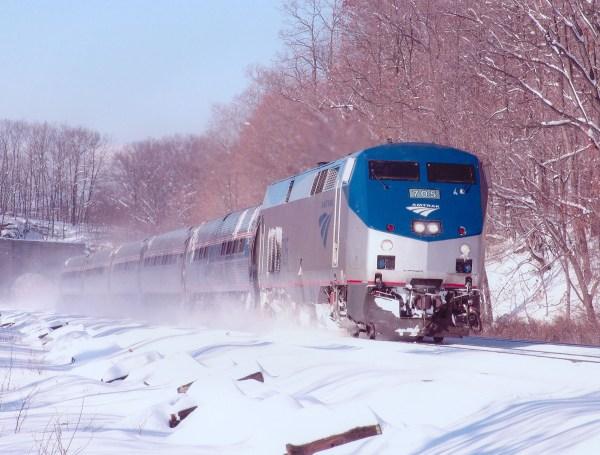 Amtrak loyalty