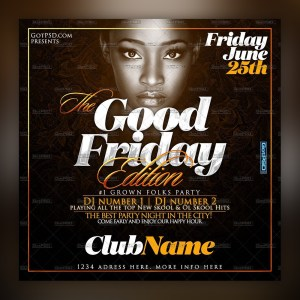 The Good Day Flyer