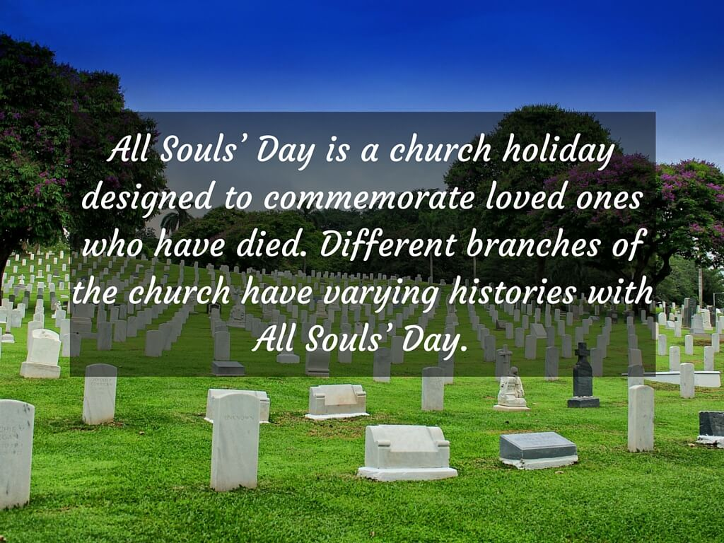 What Is All Souls Day