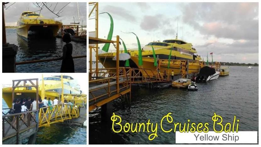 Bounty Cruises bali
