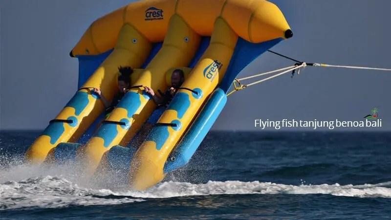 Flying Fish Tanjung Benoa