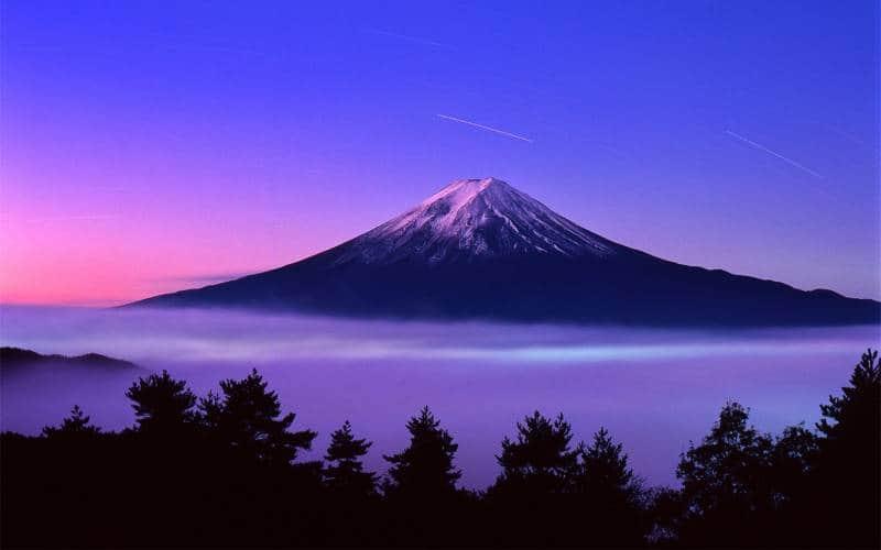 Gambar sketsa binatang yang mudah digambar garlerisket via. 10 Gunung Dengan Pemandangan Spektakuler Di Dunia