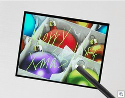 Sony multitouch