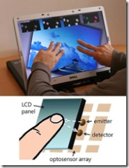 multi-touch microsoft research