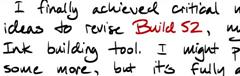 Blog in Ink Build 52 Sumocat