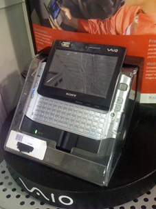 Sony UX UMPC