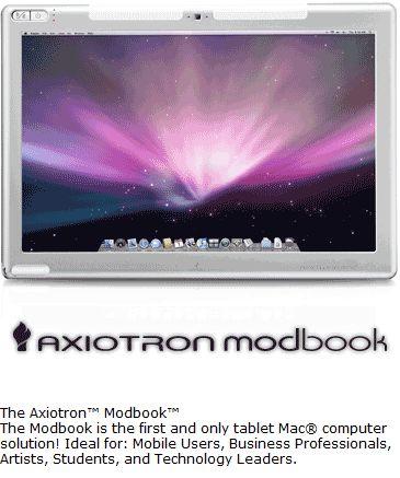 Modbook Apple MacTablet