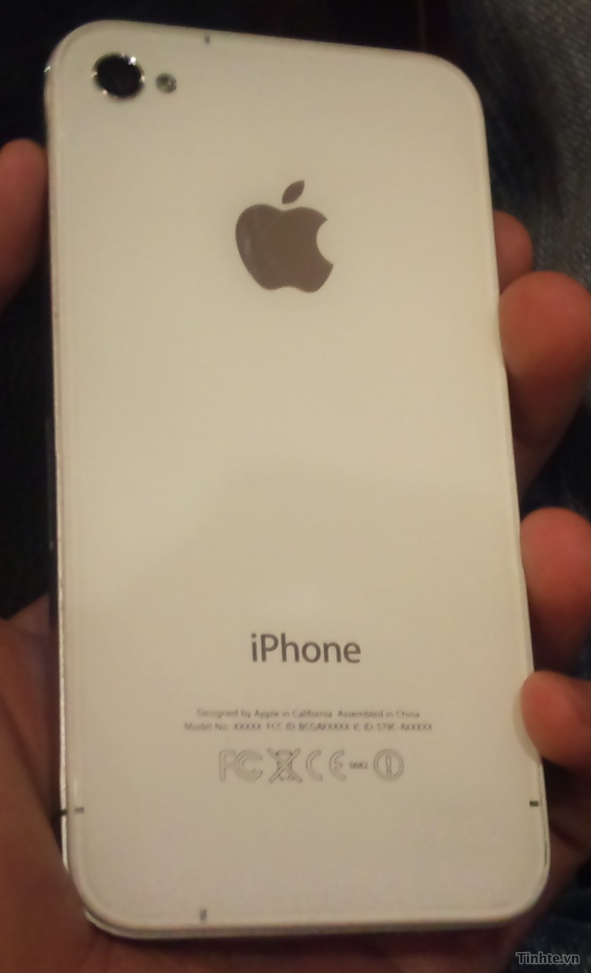 iphone 4 prototype back