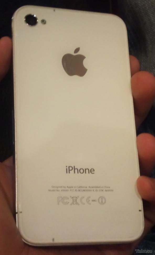 iphone 4 prototype back