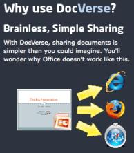 DocVerse Microsoft Office Document Collaboration