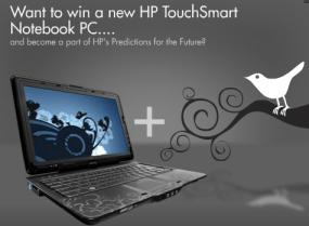 HP TouchSmart tx