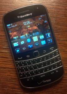 BlackBerry Bold 9930