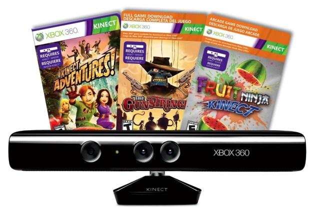 Kinect Black Friday Deals