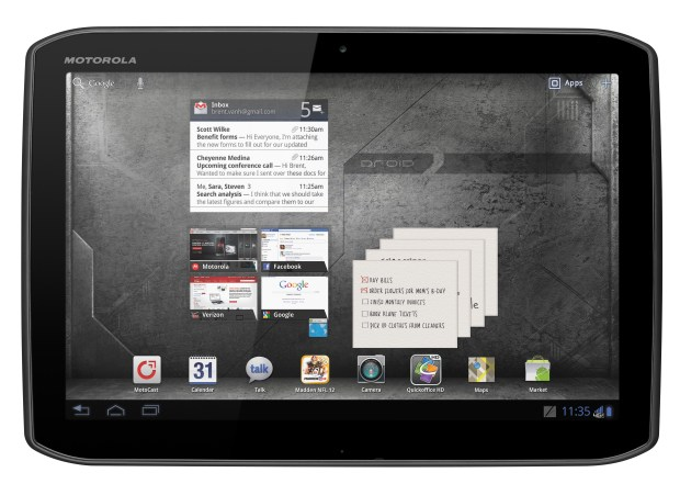 Droid XYBOARD Tablet