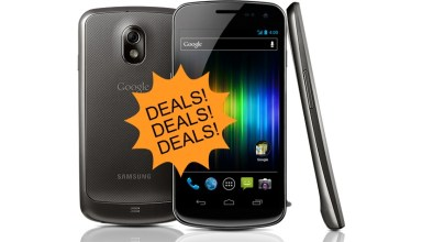 Chance for Galaxy S4 deals.
