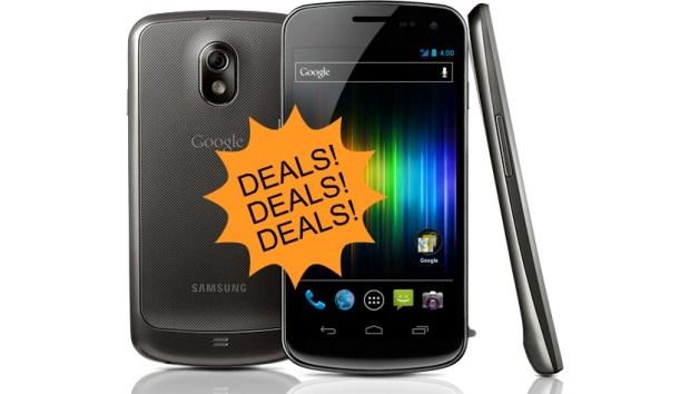 Galaxy Nexus Deals