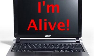 Netbooks Are Alive