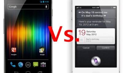 iPhone 4S Better than the Galaxy Nexus