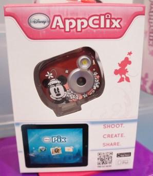 Disney AppClix Camera Minnie Mouse