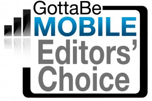 GottaBeMobile Editors' Choice Thumbnail