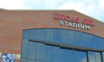 Lucas Oil Stadium Verizon 4G LTE Super Bowl 46
