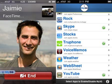 My3G facetime