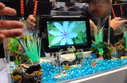 Toshiba Waterproof Tablet