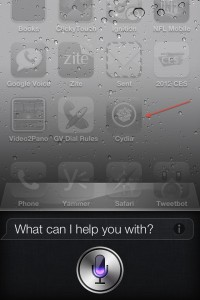 Siri iPhone 4S Jailbreak