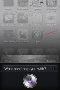 Siri iPhone 4S Jailbreak