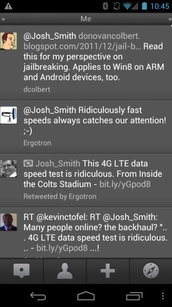 Tweetdeck for Android