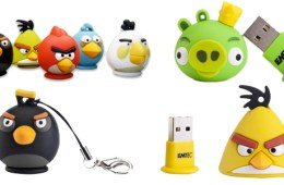 Angry Bird USB Flash Drive