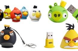 Angry Bird USB Flash Drive